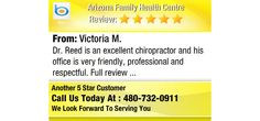 Dr. Reed is an excellent chiropractor and his office is very friendly, professional and...