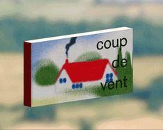 Coup De Vent flipbooks on Behance Jobs Apps, Online Portfolio, Graphic Design Illustration, Zine, Typo, Mockup, Print Design, Editorial, Fonts