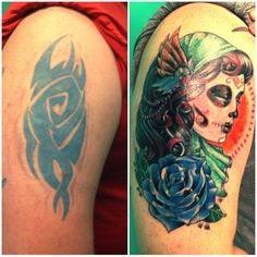 Terrible Tattoos, Awesome Cover Up - http://sicktattoos.org/terrible-tattoos-cover-up/