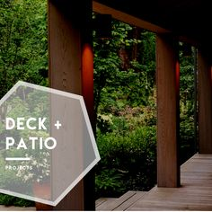 Make It Simple, Deck, Diy Projects, Yard, Patio, Outdoor Decor, Inspiration, Home Decor, Biblical Inspiration