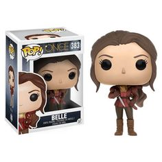 Once Upon a Time Belle Figurine Funko Pop!