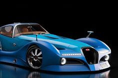 Bugatti Atlanique Concept
