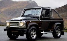 New Land Rover Defender 2013 | Land Rover Defender new in 2013 Land Rover Defender SVX – Best ...