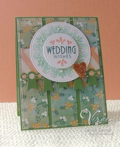 Wedding Wishes - Verve Stamps Inspiration Gallery