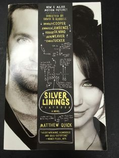 The Silver Linings Playbook by Matthew Quick (2012, Paperback, Movie Tie-In)
