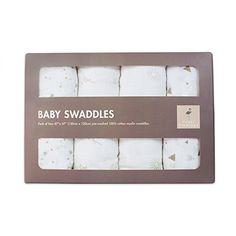 258ee8066305 Premium en mousseline Swaddle couvertures   bébé Permette... https   www