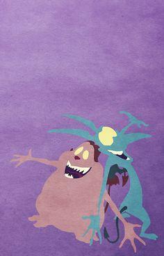 Hercules inspired design (Pain & Panic). #iPhone #Disney #RedBubble