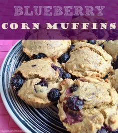 com blueberry corn muffins blueberry muffins from corn ...