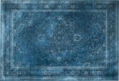 Het Rugged vloerkleed van Dutchbone geeft je interieur extra karakter.