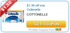 $1.50 off one Cottonelle