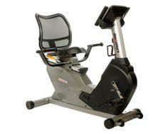 Quality  Lifecore Fitnes LC950RBS Compact Self Powered Recumbent Bike