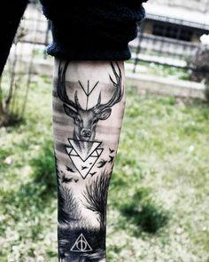 """2,949 curtidas, 15 comentários - Tatuagem Masculina  (@tatuagemmasculina) no Instagram: """"#tatuagemmasculina"""""""