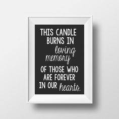 Chalkboard Wedding Sign - cookie buffet #inlovingmemory #thiscandleburns #weddingchalkboard