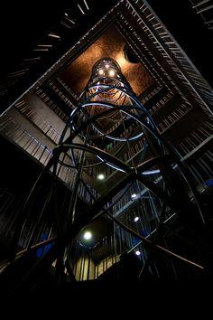 Inside the Clock! by Federico Venuda, via 500px