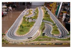 Lamme Raceway | Slot Mods Raceways