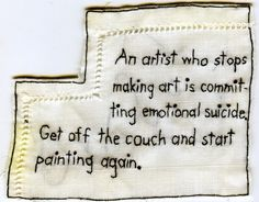 """GET OFF THE COUCH - by Iviva Olenick. Link goes to her """"how I did it"""" blog."""