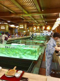 Chikaei, nice restaurant in Fukuoka!