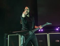 Gojira   Christian Andreu   Currently Streaming   Magma Tour   The Fillmore   Detroit, MI