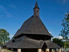 Tvrdošín – Kostol Všetkých svätých - Drevené kostoly - Slovakia.travel