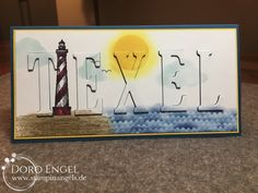 Card, Eclipse Technic, Large Letters,