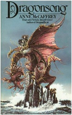 Love the Pern series and so sad to have lost her this year.