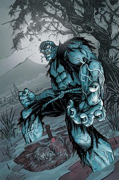 Solomon Grundy by Scott Kollins