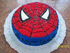 Torta Hombre Araña - Spiderman Cake