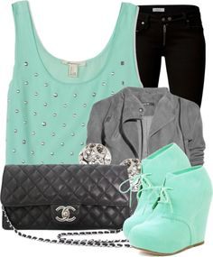"""""""Going Out"""" by nenedopesauce ❤ liked on Polyvore"""