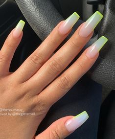 Fvck With My Page Whoresss Its MotherFvckin' LIT Save & FOLLOW Bxtches ♀️ ✨Pinterest : @2hypeAraceli Nagellack Design, Nagellack Trends, Summer Acrylic Nails, Best Acrylic Nails, Acrylic Gel, Nail Summer, Coffin Acrylics, Faux Ongles Gel, Milky Nails