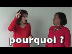 Fais moi signe vous permet d'apprendre facilement le langage des signes. Comment parler du temps ? Je ne t'entends pas... fais moi signe Apprendre une conver...