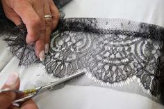 The most expensive lace in the World