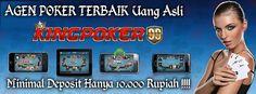 Website Judi Ceme Terpercaya - Kingpoker99 Website Judi Ceme Terpercaya dan Terbesar di Indonesia yg memberikan pelayanan selama 24 jam dgn minimal deposit 10rb