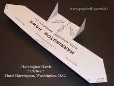 Papierflieger <Harrington Hawk>