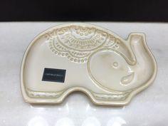 CYNTHIA ROWLEY ELEPHANT FLORAL CERAMIC SOAP DISH FOR BATHROOM BEIGE #CynthiaRowley Beige, Dish Soap, Lotion Dispenser, Ceramics, Kitchen Soap, Beige Bathroom, Cynthia Rowley, Ceramic Soap Dish, Bathroom