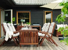 platzsparende moebel kleinen balkon gestalten ikea coole ideen ... - Ideen Tipps Gestaltung Aussenraume