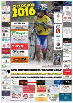 El 17º Trofeo de Ciclocrós Ciutat de Sueca, el 6 de noviembre