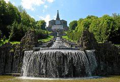 Kasseler Wasserspiele - Bergpark Wilhelmshohe - Germany