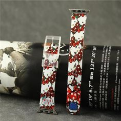 Mickey Mouse 38mm Apple Watch Band Apple Watch Disney