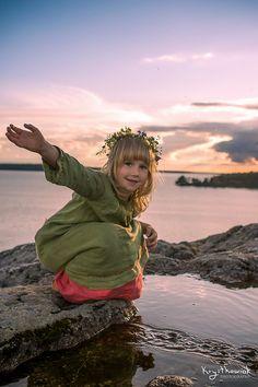 """""""By The Water"""" by Krystkowiak, taken in Birka, Sweden, via Flickr"""
