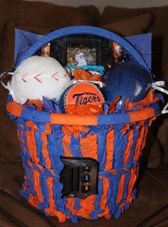 Detroit Tigers basket