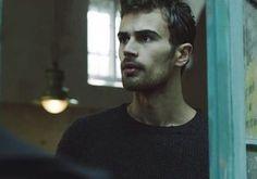 Theo James is Four (Tobias Eaton) -Divergent