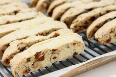 Hazelnut Cinnamon Chip Biscotti 3