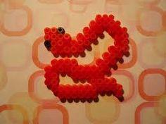Resultado de imagen de hama beads pendientes
