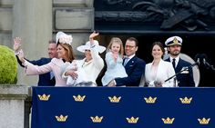 Sweden's royal family celebrate King Carl Gustaf's 70th birthday