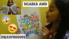 Scrawls And Drawingns