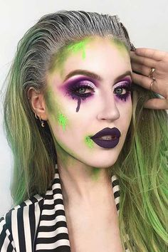 43 Pretty Halloween Makeup Ideas for 2020 | Page 3 of 4 | StayGlam