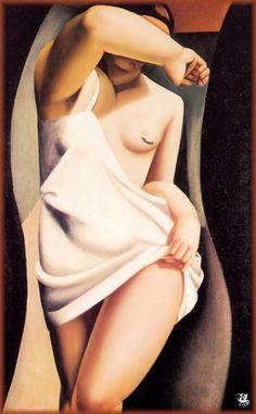 The Model, 1925 - Tamara de Lempicka