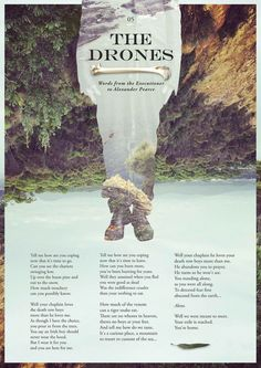 The Drones: Words from the Executioner to Alexander Pearce by Andrew McAlpine