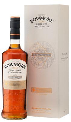 Bowmore Springtide | Bowmore Islay Single Malt Whisky