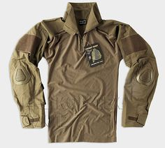 HELIKON* Tactical Army Under Body Combat Shirt UBACS+ELBOW
